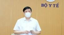Bộ trưởng Nguyễn Thanh Long trả lời báo chí về chiến dịch tiêm chủng lớn nhất trong lịch sử