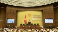Quốc hội họp phiên trù bị để thông qua chương trình kỳ họp