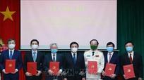 Công bố quyết định của Bộ Chính trị về thành viên Thường trực tham gia Hội đồng Lý luận Trung ương