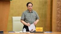 Thủ tướng Phạm Minh Chính: Tốc độ xét nghiệm phải nhanh hơn tốc độ lây nhiễm
