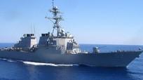 Trung Quốc cáo buộc Mỹ tạo ra nguy cơ rủi ro cho an ninh ở eo biển Đài Loan