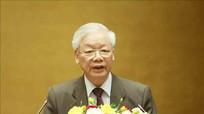 Khai mạc trọng thể Hội nghị lần thứ tư, Ban Chấp hành Trung ương Đảng khóa XIII