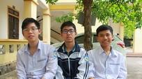 """Bí quyết của 3 """"huy chương Vàng"""" Toán học Trường THPT chuyên Phan Bội Châu"""