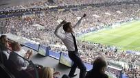Những khoảnh khắc khó quên của các nguyên thủ trong trận chung kết World Cup