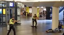 Xác định danh tính kẻ tấn công ở nhà ga Amsterdam có dấu hiệu khủng bố