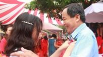 THCS Cửa Nam tưng bừng kỷ niệm 60 năm thành lập trường