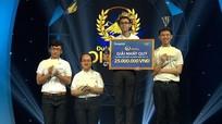 Nam sinh vào Chung kết năm Olympia được bầu chọn Thanh thiếu niên tiêu biểu Nghệ An