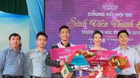 Những phần thi tài năng cuốn hút của sinh viên Đại học Vinh tại Hội thi thanh lịch