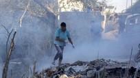 """""""Chảo lửa"""" Idlib ở Syria nóng ran, LHQ vội vàng họp khẩn"""
