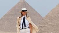 Phu nhân Tổng thống Trump mất 95.000 USD cho 6 giờ nghỉ khách sạn