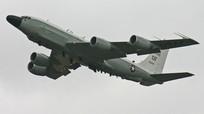 Giữa căng thẳng Nga - Ukraina, máy bay quân sự Mỹ bay vào không phận Biển Đen