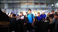 Tuyển Việt Nam về nước, Philippines bay 20 tiếng để đến Hà Nội