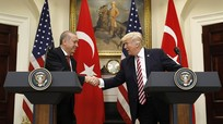 Cuộc điện đàm giữa ông Trump và ông Erdogan đã gây ra thảm khốc