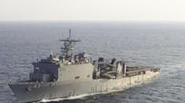 """Mỹ cho tàu chiến tiến vào Biển Đen """"kêu gọi Nga và Ukraina đối thoại"""""""