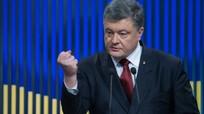 """Tổng thống Ukraine gọi đất nước mình là """"kẻ xâm lược""""!"""
