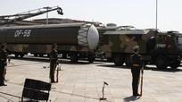 Bộ trưởng Quốc phòng Đức: Tên lửa Trung Quốc đe dọa Nga
