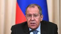 """Ngoại trưởng Nga: """"Giờ không thể ngăn người Mỹ phá hủy luật pháp quốc tế"""""""