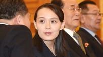 Cô em gái quyền lực của ông Kim Jong Un bị giáng chức?