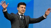 Ông Zelensky chính thức tuyên thệ nhậm chức Tổng thống Ukraine