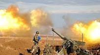 Ukraine tuyên bố 'tiếp tục bắn phá Donbass'
