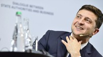 Tổng thống Ukraine Zelensky thỏa thuận với các tỉ phú đầu tư các khoản khổng lồ tái thiết Donbass
