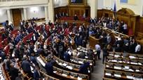 Nghị sĩ tân cử Rada: Kiểm soát, phạt tù hành động đàm phán giữa Ukraine với Nga