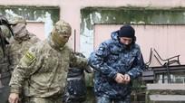 Động thái bất ngờ của Nga với thủy thủ Ukraine bị bắt ở eo biển Kerch
