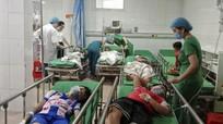 Ném xoài, 16 học sinh tiểu học ở TP Vinh bị ong đốt phải nhập viện cấp cứu