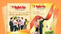 Mời viết bài cho Báo Nghệ An các ấn phẩm chào năm mới, đón  Xuân Tân Sửu 2021