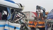 Vụ tai nạn nghiêm trọng trên Quốc lộ 1A: Tạm giữ hình sự tài xế xe khách