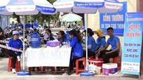 Chiều nay (19/3), hơn 1.200 học sinh lớp 9 của Nghệ An bước vào Kỳ thi chọn học sinh giỏi tỉnh