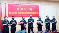 Bộ đội Biên phòng Nghệ An có tân Chỉ huy trưởng