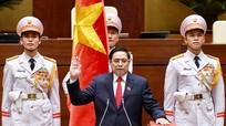 Đồng chí Phạm Minh Chính tái đắc cử Thủ tướng