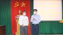Huyện Anh Sơn có tân Trưởng phòng Lao động, Thương binh và Xã hội