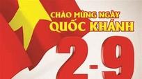 Lãnh đạo các nước gửi Điện và Thư chúc mừng 76 năm Quốc khánh Việt Nam
