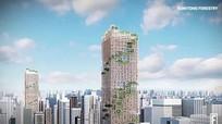 Nhật xây nhà chọc trời bằng gỗ cao nhất thế giới