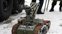 Nga sản xuất hàng loạt robot chiến đấu cho quân đội