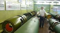 Nga khoe ngư lôi lớn nhất thế giới, có thể diệt tàu sân bay