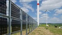 Pin điện mặt trời kiểu mới có thể tạo ra điện ở cả hai mặt của module