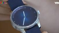 Thiết kế đồng hồ từ rác thải nhựa