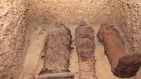 Phát lộ mê cung lăng mộ Ai Cập với nhiều xác ướp có niên đại 2.300 năm