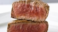 Thịt bò in 3D từ đậu và tảo có kết cấu như thịt thật