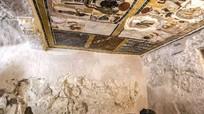 Sắp quay trực tiếp cảnh mở nắp quan tài chứa xác ướp Ai Cập 4.000 năm