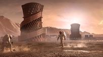 """NASA hé lộ """"ngôi nhà"""" đặc biệt của con người khi lên sao Hỏa"""