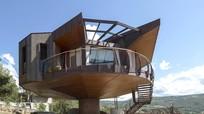 Ngôi nhà có thể xoay 360 độ ở Italy