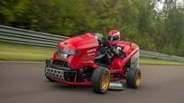 Máy cắt cỏ tăng tốc lên 160 km/h trong chưa đầy 7 giây