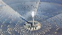 Nhà máy điện công suất 390 triệu kWh/năm giữa ốc đảo sa mạc