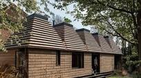 Ngôi nhà xây không cần gạch vữa ở Anh