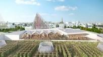 Trang trại trồng rau lớn nhất thế giới trên nóc nhà cung cấp mỗi ngày 1000 kg hoa quả