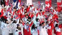 Đoàn Triều Tiên về nước sau khi kết thúc kỳ Thế vận hội ấn tượng tại Hàn Quốc